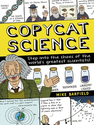 cover image of Copycat Science