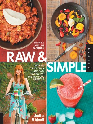 cover image of Raw and Simple