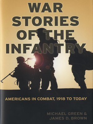 cover image of War Stories of the Infantry