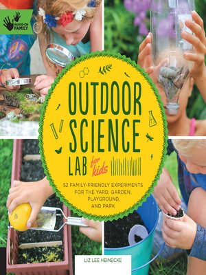 cover image of Outdoor Science Lab for Kids