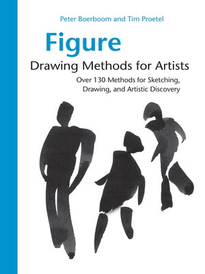cover image of Figure Drawing Methods for Artists