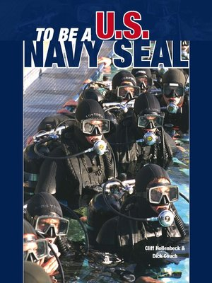 cover image of To Be a U. S. Navy Seal