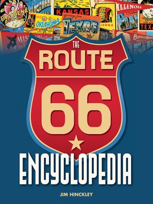 cover image of The Route 66 Encyclopedia