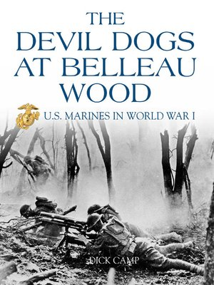 cover image of The Devil Dogs at Belleau Wood