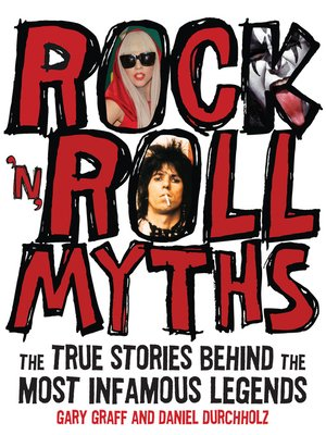 cover image of Rock 'n' Roll Myths