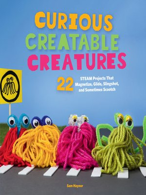 cover image of Curious Creatable Creatures