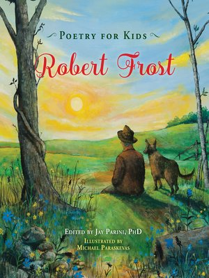 cover image of Poetry for Kids: Robert Frost