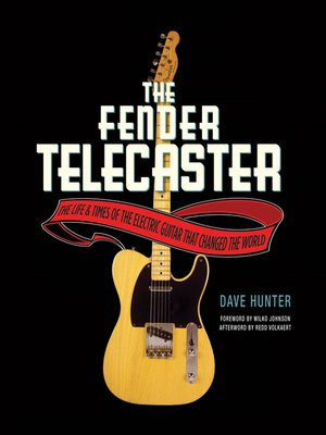 cover image of The Fender Telecaster