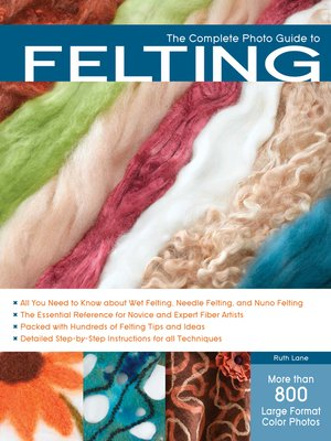 cover image of The Complete Photo Guide to Felting