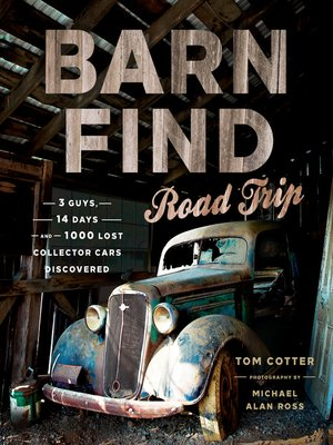cover image of Barn Find Road Trip