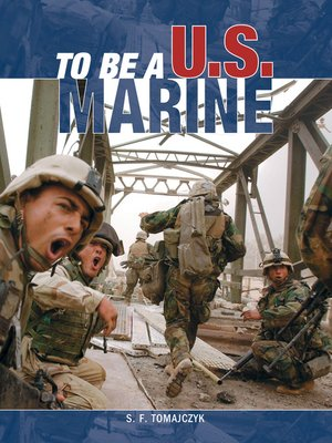 cover image of To Be a U.S. Marine