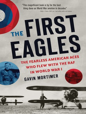cover image of The First Eagles
