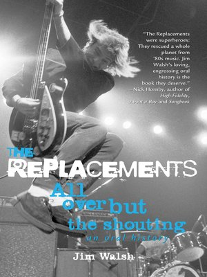 cover image of The Replacements