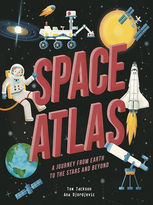 cover image of Space Atlas