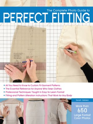cover image of The Complete Photo Guide to Perfect Fitting