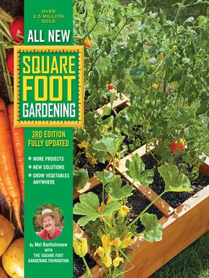 cover image of All New Square Foot Gardening, Fully Updated
