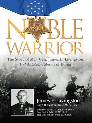 cover image of Noble Warrior