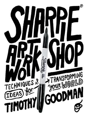 cover image of Sharpie Art Workshop