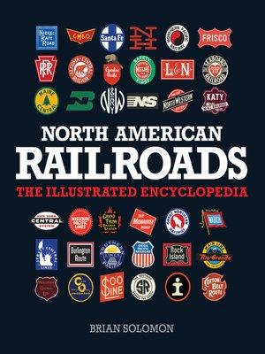 cover image of North American Railroads