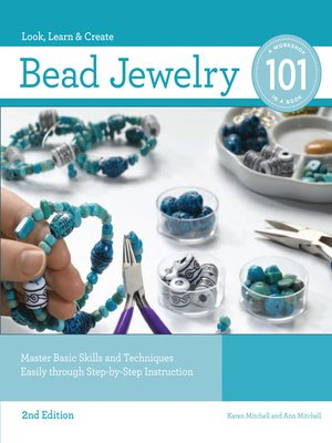 cover image of Bead Jewelry 101