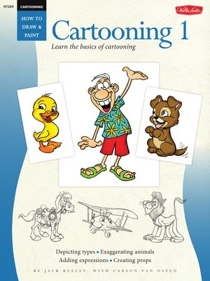 cover image of Cartooning 1