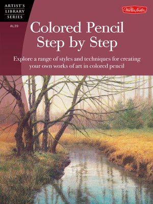 cover image of Colored Pencil Step by Step