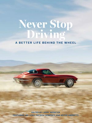 cover image of Never Stop Driving