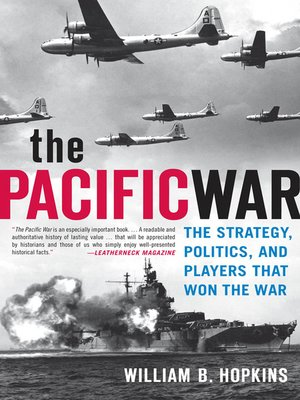 cover image of The Pacific War
