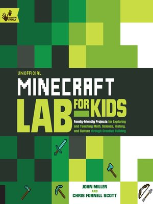 cover image of Unofficial Minecraft Lab for Kids