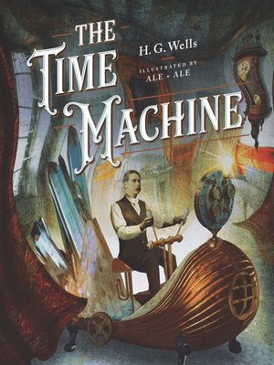 cover image of Classics Reimagined, the Time Machine