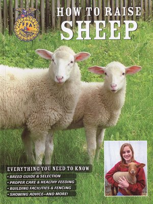 cover image of How to Raise Sheep