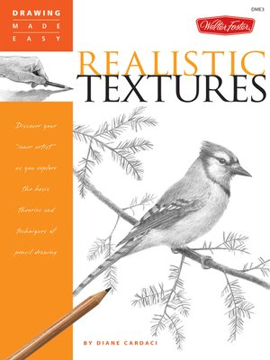 cover image of Drawing Made Easy: Realistic Textures