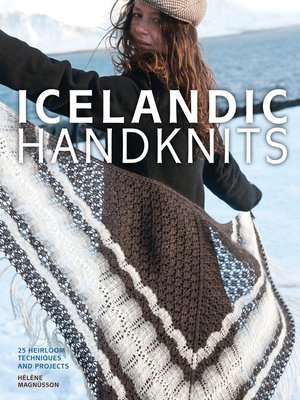 cover image of Icelandic Handknits