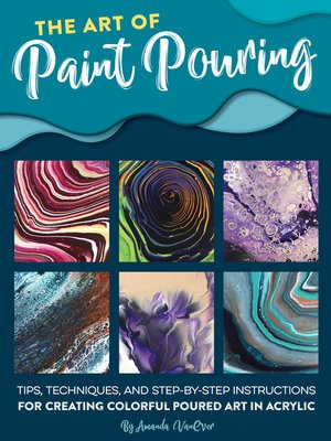 cover image of The Art of Paint Pouring