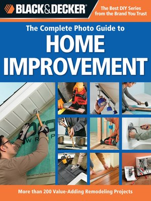 cover image of The Complete Photo Guide to Home Improvement
