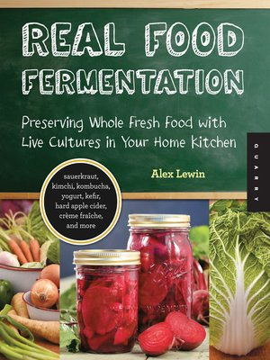 cover image of Real Food Fermentation