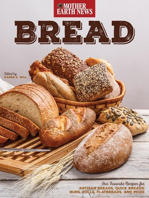 cover image of Bread by Mother Earth News
