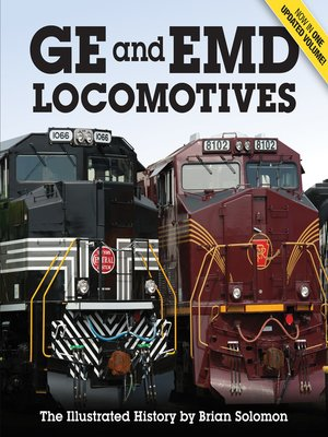 cover image of GE and EMD Locomotives