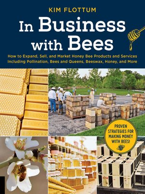 cover image of In Business with Bees