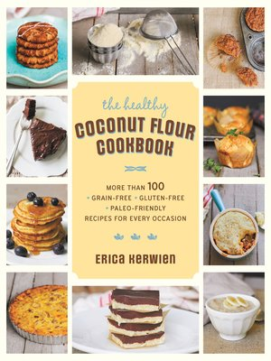 cover image of The Healthy Coconut Flour Cookbook