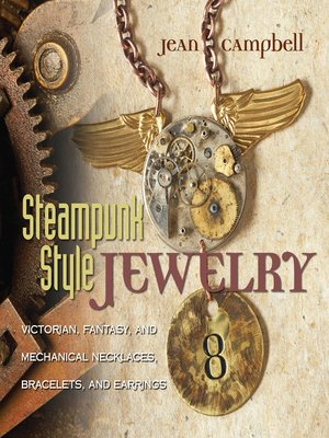 cover image of Steampunk Style Jewelry