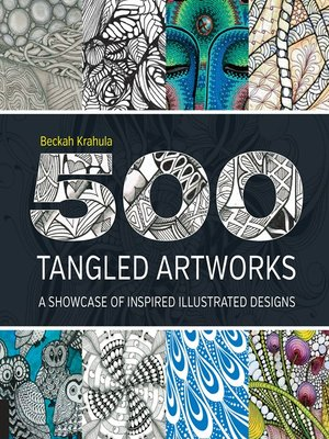 cover image of 500 Tangled Artworks