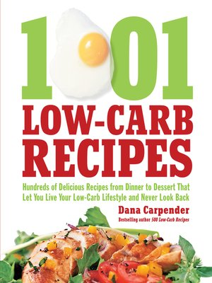 cover image of The Best Low Carb Egg & Dairy Recipes
