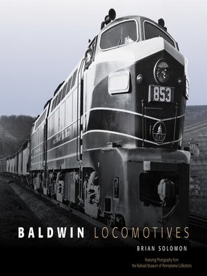 cover image of Baldwin Locomotives