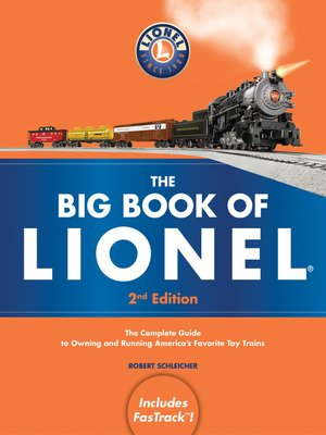 cover image of The Big Book of Lionel