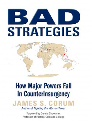 cover image of Bad Strategies