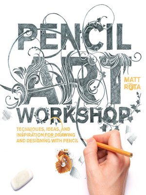 cover image of Pencil Art Workshop