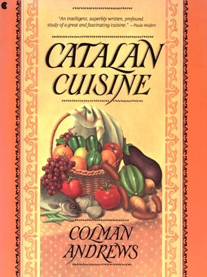 cover image of Catalan Cuisine