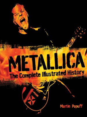 cover image of Metallica