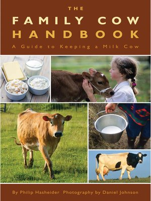 cover image of The Family Cow Handbook
